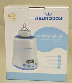 Baby Bottle/Food Warmer w Timer, LCD Display Accurate Temper