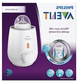 Philips AVENT Fast Bottle Warmer Warms In 3 Minutes Baby Sho
