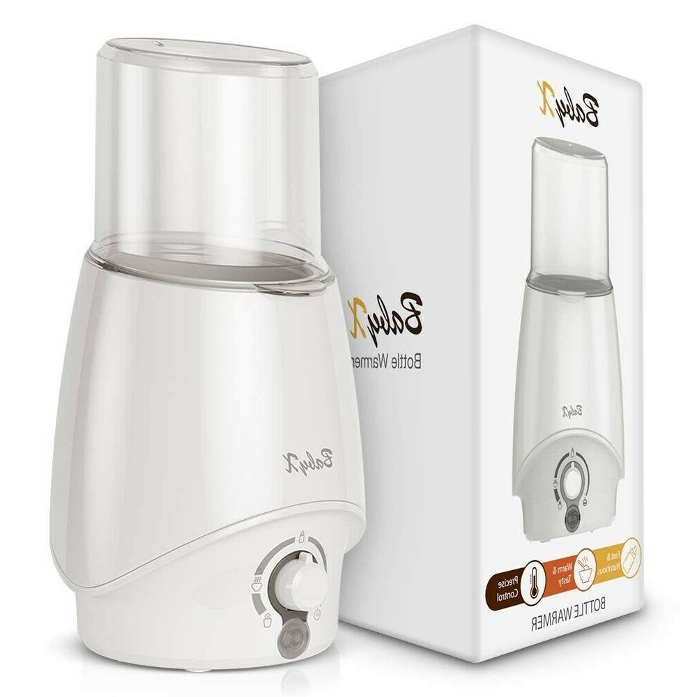 fast bottle warmer and sterilizer for baby